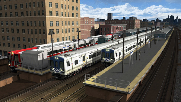 скриншот TS Marketplace: Hudson Line Scenario Pack 01 2