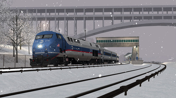 скриншот TS Marketplace: Hudson Line Scenario Pack 01 5