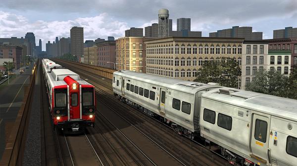 скриншот TS Marketplace: Hudson Line Scenario Pack 01 4