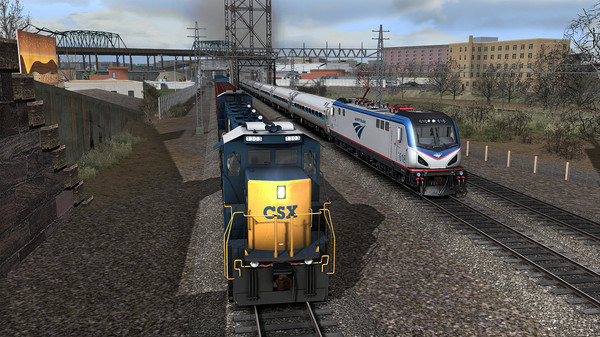 скриншот TS Marketplace: Hudson Line Scenario Pack 01 1