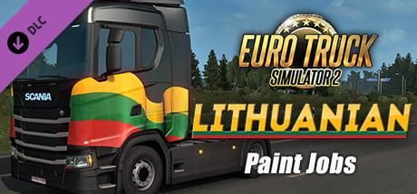 Lithuanian Paint Jobs Pack   DLC