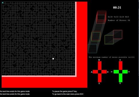Maze 4D 0