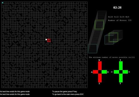 Maze 4D 4