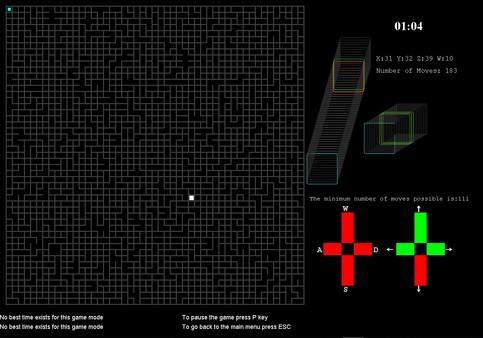 Maze 4D 1