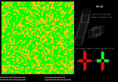 Maze 4D 3