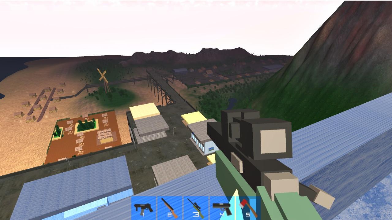 Pixel Battle Royale on Steam