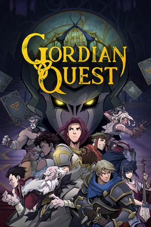 Gordian Quest poster image on Steam Backlog