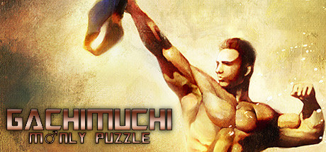 GACHIMUCHI M♂NLY PUZZLE