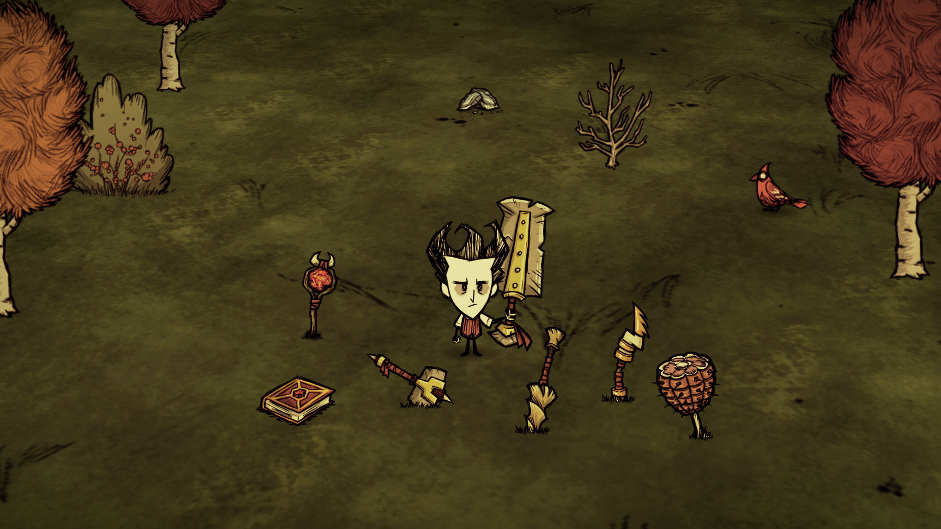 Dont Starve Together Forge Weapons Chest