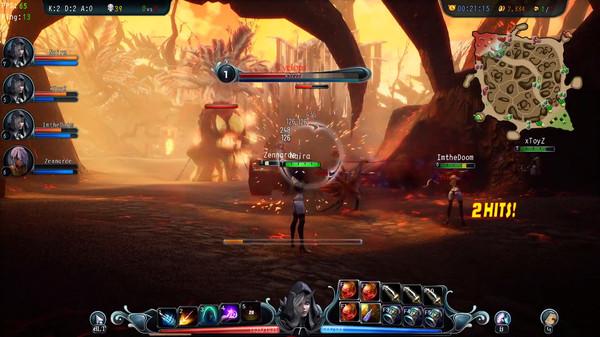 Land of Chaos Online II: Revolution