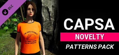 Capsa - Character Novelty Patterns Pack