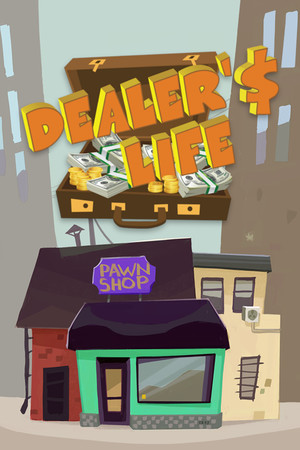 Dealer's Life poster image on Steam Backlog