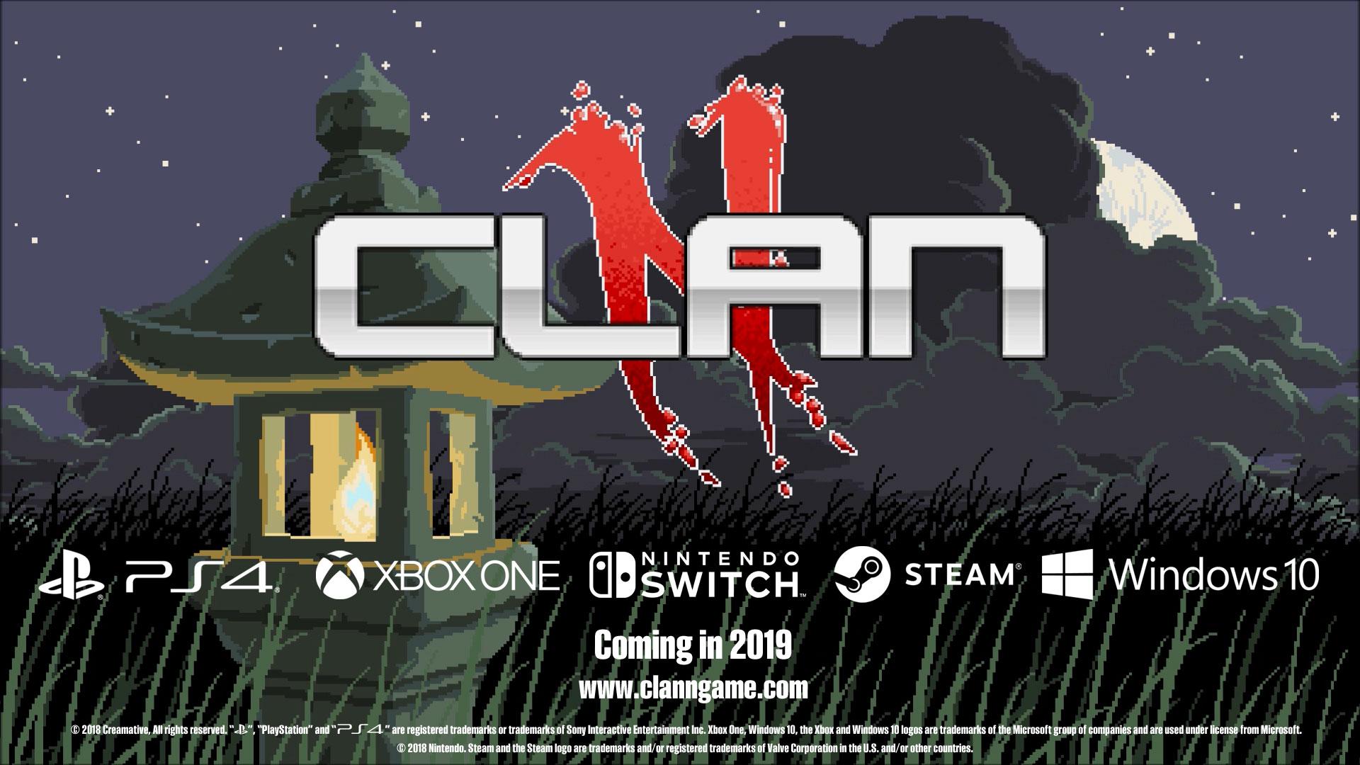 Clan N on Steam