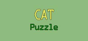 Cat puzzle cover art