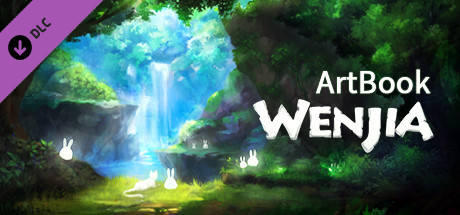 WenJia - Art Book