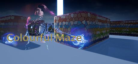Colourful Maze