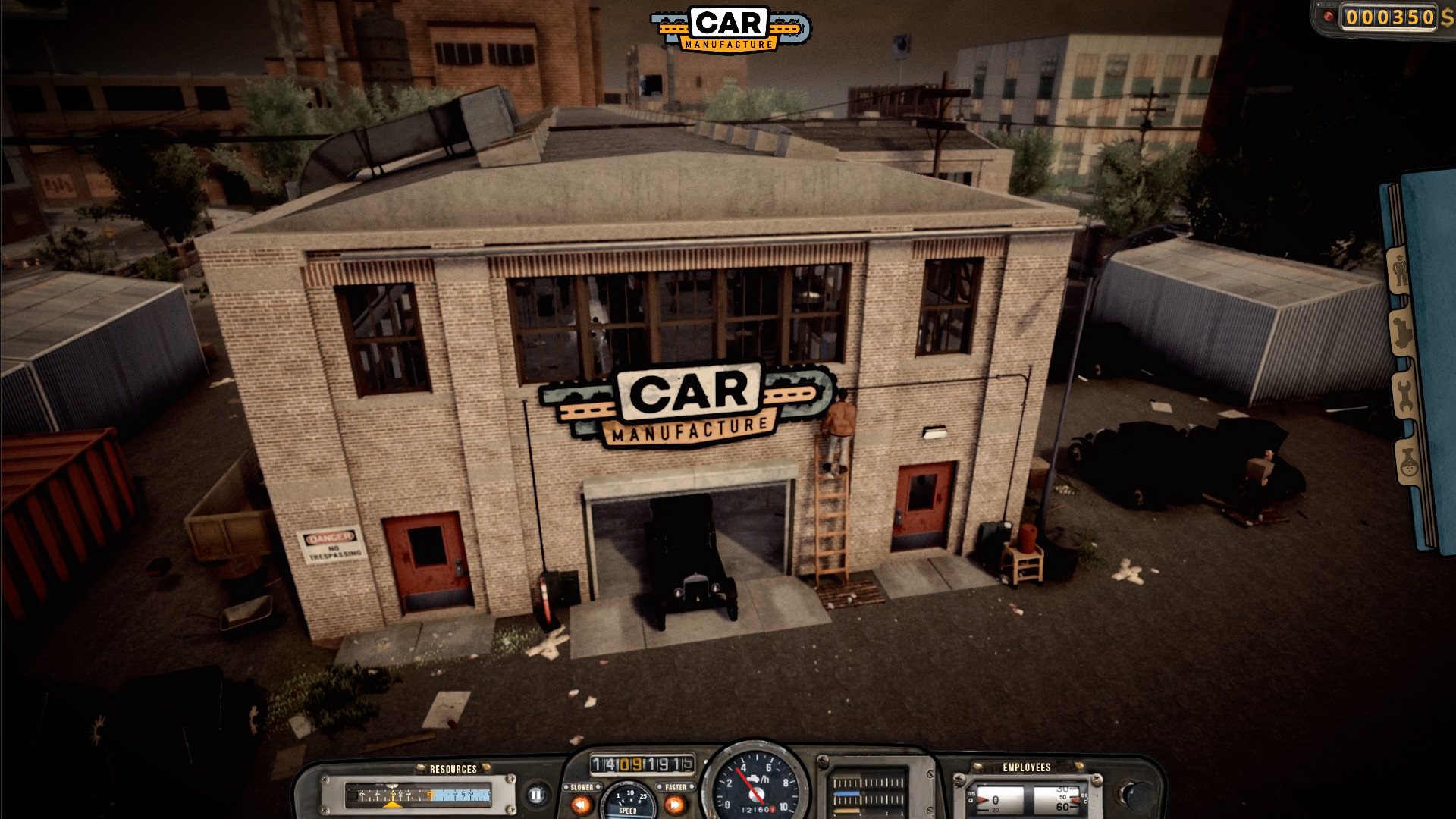 Build A Car Game >> Car Manufacture On Steam