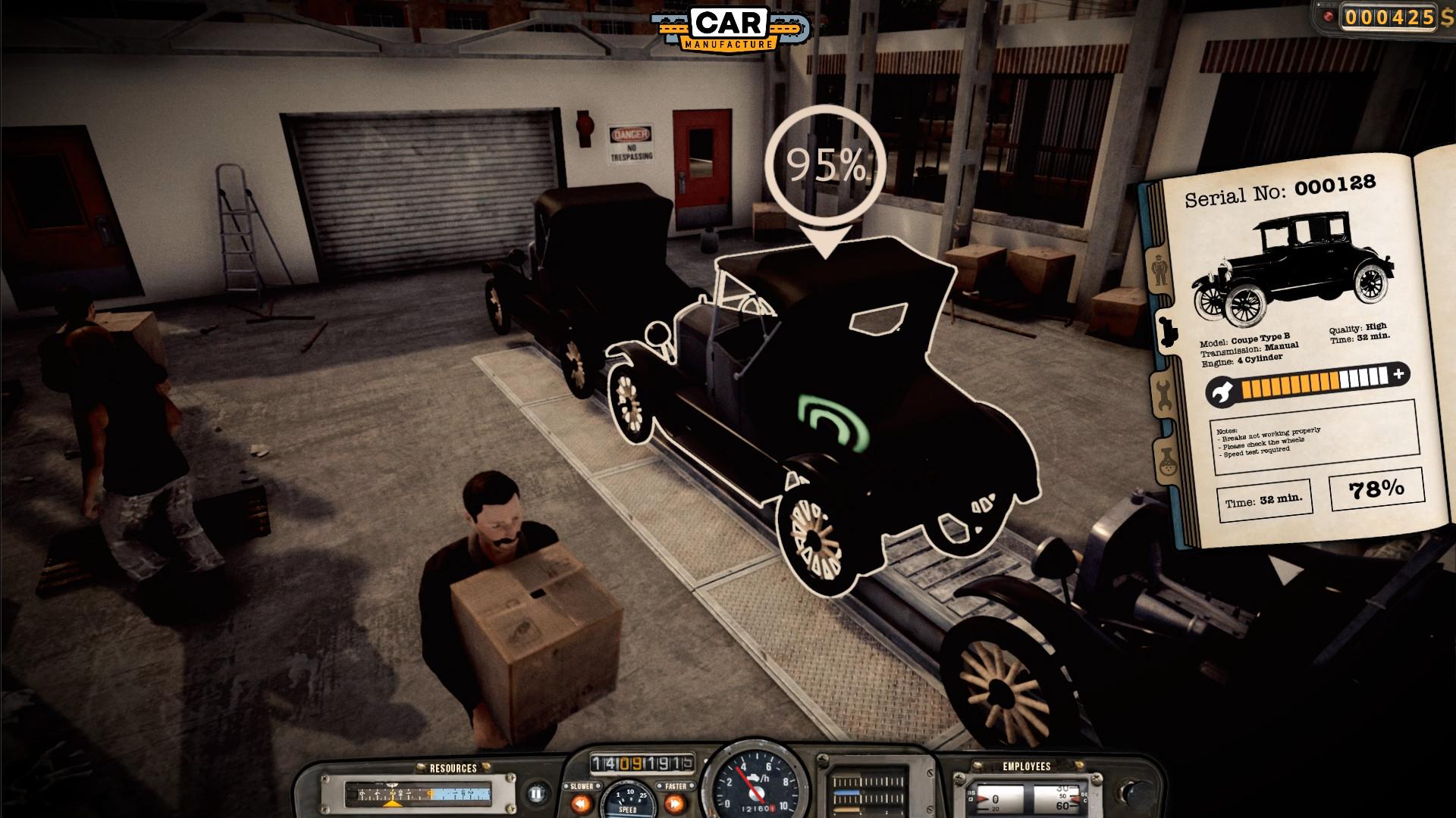 car game please