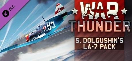War Thunder - Sergei Dolgushin's La-7 Pack