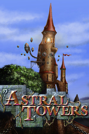 Astral Towers poster image on Steam Backlog