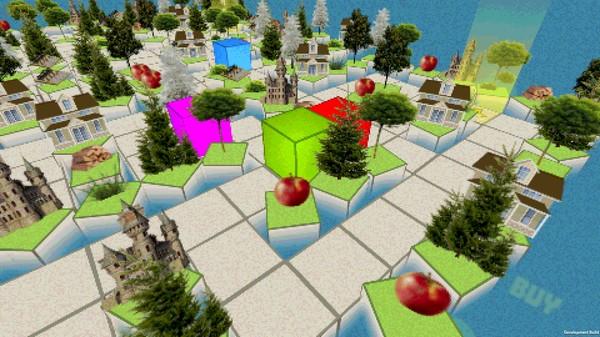 скриншот QUBIC: Extra Levels 0