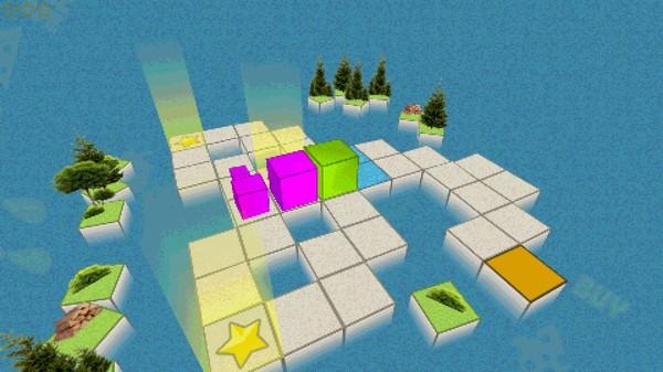 скриншот QUBIC: Extra Levels 2