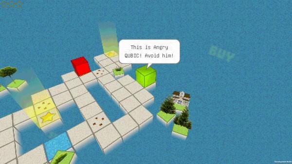 скриншот QUBIC: Extra Levels 1