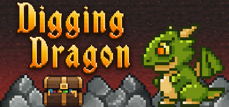 Digging Dragon cover art