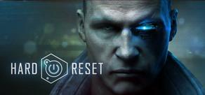Hard Reset cover art