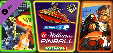 Pinball FX3 - Williams™ Pinball: Volume 2 on Steam
