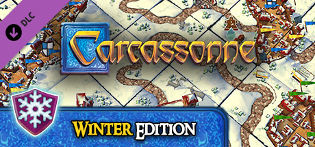 Carcassonne - Winter and Gingerbread Man