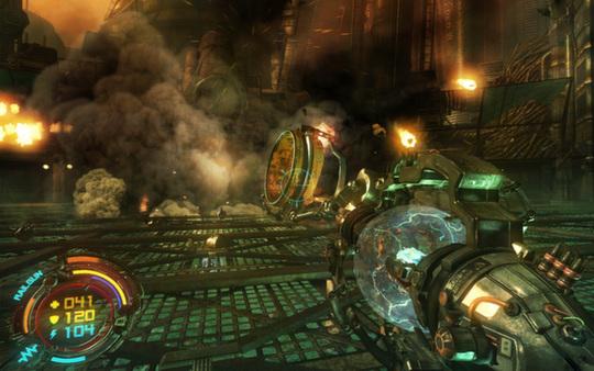 Hard Reset: Exile DLC