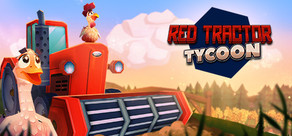 Red Tractor Tycoon cover art
