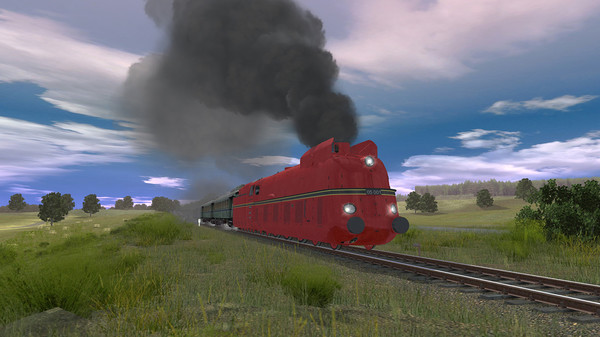 Trainz 2019 DLC - DRG Class 05 Steam