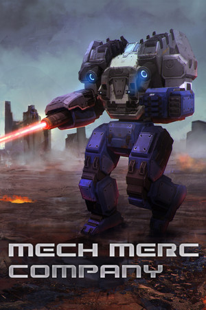 Mech Merc Company poster image on Steam Backlog