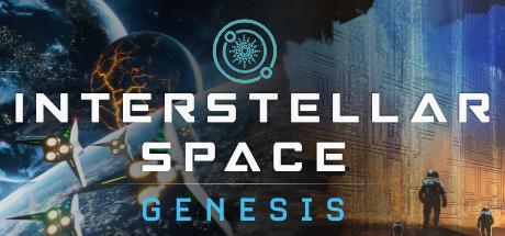 Interstellar Space: Genesis Capa