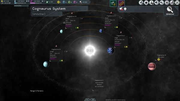Interstellar Space Genesis ScreenShot 2