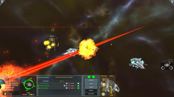 Capture d'écran n°3 du Jeu Interstellar Space: Genesis