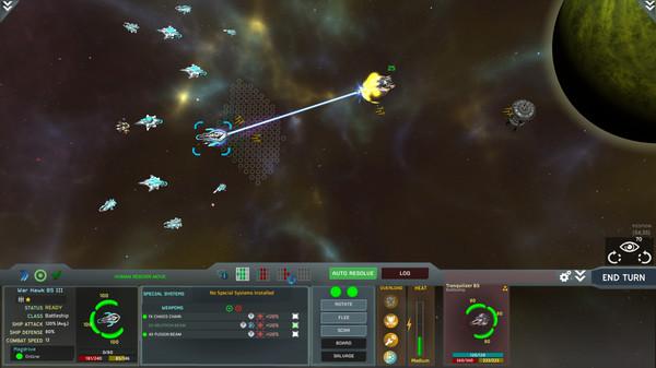 Capture d'écran n°2 du Jeu Interstellar Space: Genesis