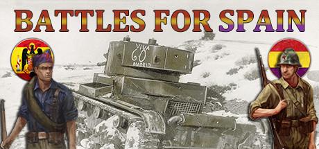 Купить Battles For Spain