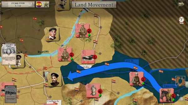Battles For Spain