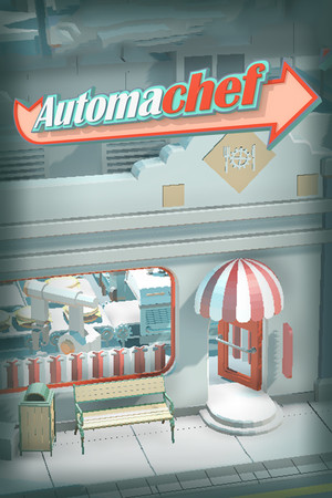 Automachef poster image on Steam Backlog