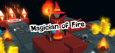 Magician of Fire cover art