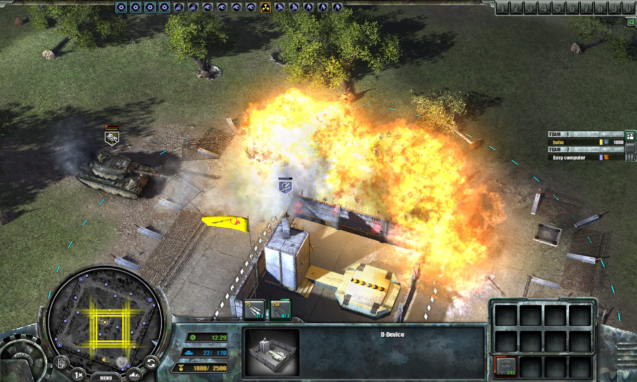 Codename Panzers: Cold War Screenshot 2