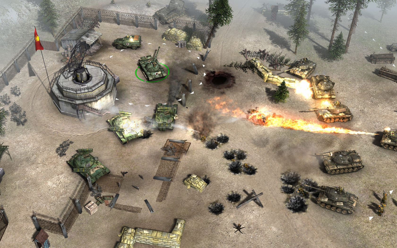 Codename Panzers: Cold War Screenshot 3