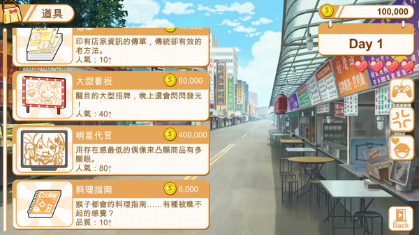 Скриншот из 食用系少女 Food Girls