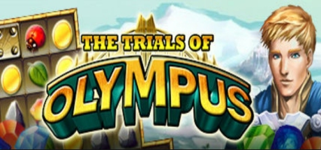 The Trials of Olympus cover art