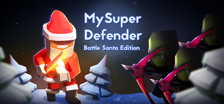 Teaser image for My Super Defender - Battle Santa Edition