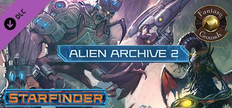 Fantasy Grounds - Starfinder Alien Archive 2 (SFRPG)
