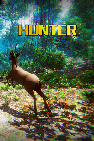 Hunter poster image on Steam Backlog